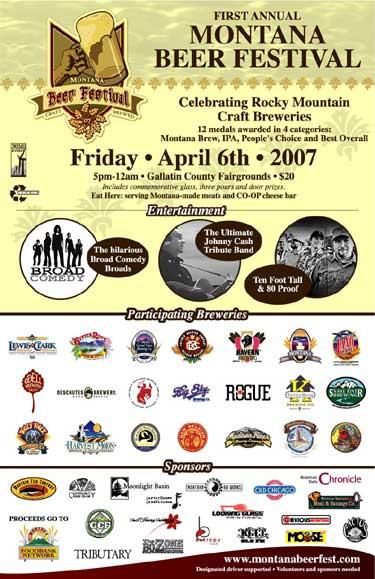 Montana Beer Festival