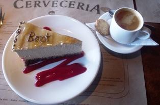 Bock cake