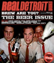 Real Detroit Weekly Cover