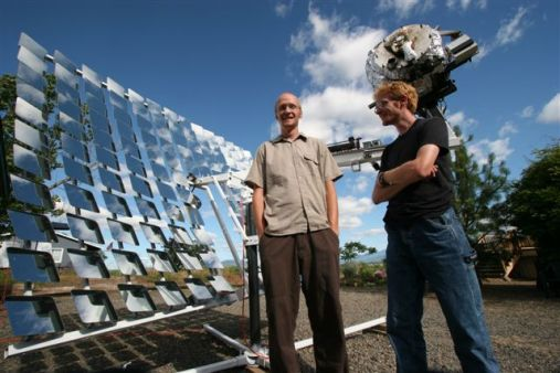 solar roaster