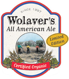 Wolavers Organic All American Ale